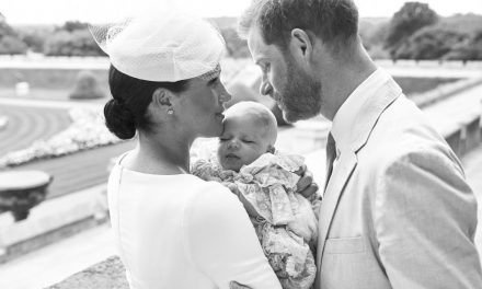Photos of Angel on Earth Royal Baby Archie at His Christening Are Here