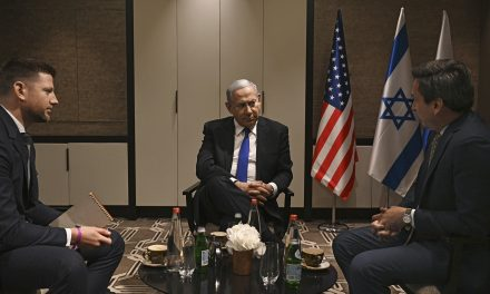 Read the Transcript of TIME's Interview With Benjamin Netanyahu