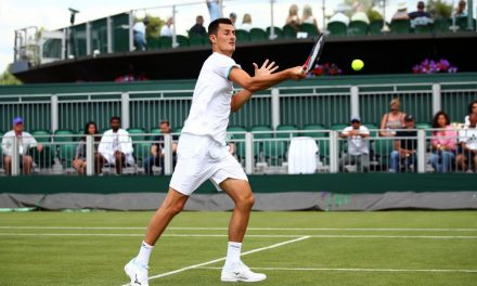 Tennis Player Fined $56,500 For Lacking 'Required Professional Standards' at Wimbledon