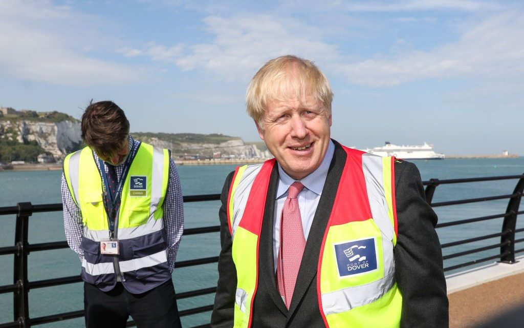 Boris Johnson Denies Playing Any Role in Departure of U.K. Ambassador
