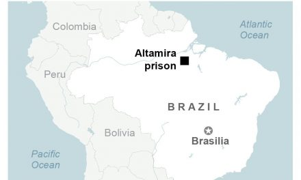 At Least 57 Prisoners Killed in Violent Clashes at a Prison in Brazil