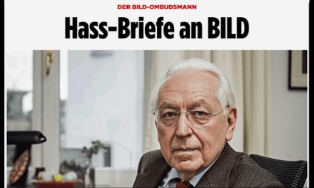 """Wann ist man für """"Bild"""" ein """"Deutscher""""?"""
