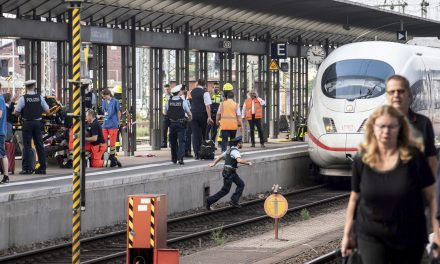 8-Year-Old Boy Dies After Being Pushed Onto Train Tracks in Germany