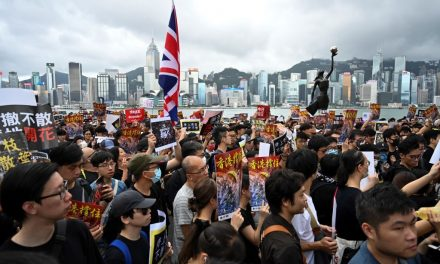 Hong Kong Protesters Try to Drum Up Support Among Mainland Chinese Tourists