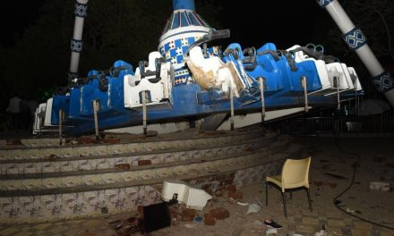 An Amusement Park Ride Snapped in Half and Killed Two People in India