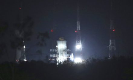 India Aborts Moon Mission Launch Due to a Technical Glitch
