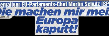 """""""Bild"""" verfälscht Martin Schulz zum """"selbstsüchtigen Clown"""""""