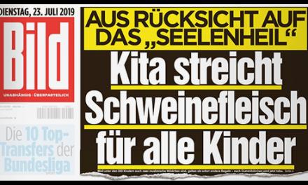 """Bild"" zieht wieder in den Schnitzelkrieg"