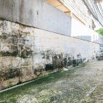 Špinavá fasáda, čištění Hradec Králové