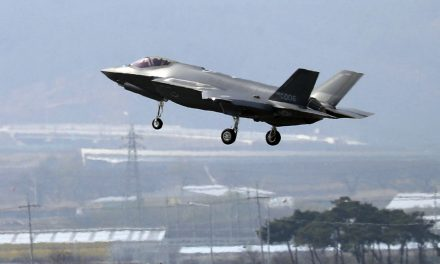 The U.S. Just Revoked Turkey's Access to F-35 Fighters After It Took Delivery of a Russian Missile System