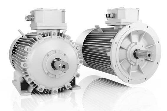Kvalitní elektromotory Kinetics EP do výbušného prostředí