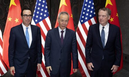 President Trump Threatens 10% Tariff On Chinese Products