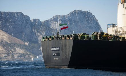 An Iranian Tanker Sought by the U.S. Is Heading to an Unknown Destination