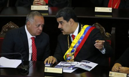 Washington Is Holding Secret Talks With One of Venezuela's Top Officials