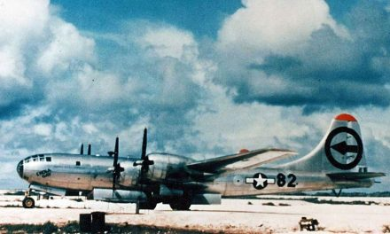 What Happened to the Enola Gay After It Dropped the Atomic Bomb