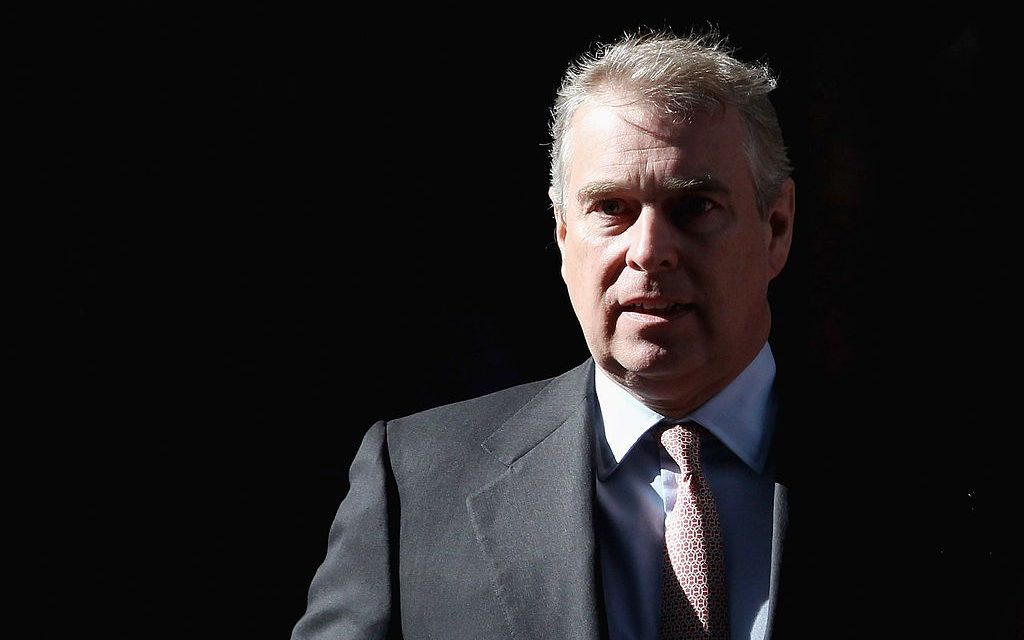 Prince Andrew Says He Is 'Appalled' by Jeffrey Epstein's Alleged Crimes