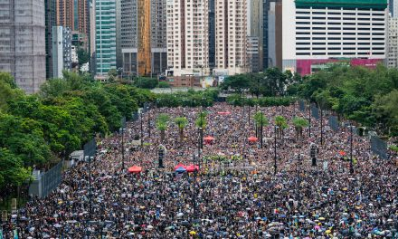 Hong Kong Protests Show Little Sign of Flagging as Large Crowds Rally for Democracy