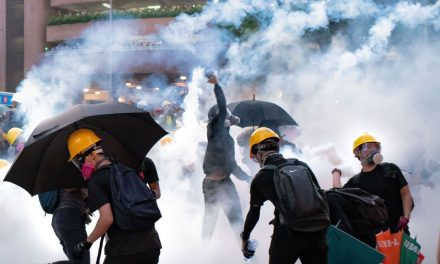 'Any Attempt to Play With Fire Will Only Backfire.' Beijing Issues Stern Warning to Hong Kong Protesters