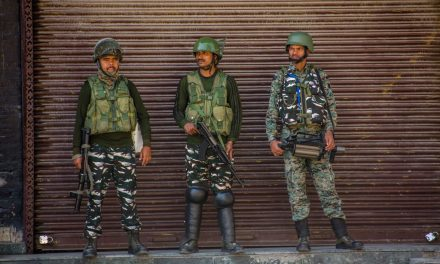 At Least 2,300 People Have Been Detained During the Lockdown in Kashmir