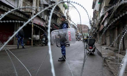 Curfew in Kashmir's Main City to Be Relaxed for Friday Prayers