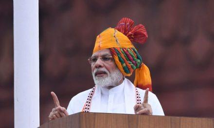 Indian Prime Minister Modi Defends Move to Revoke Kashmir's Special Status