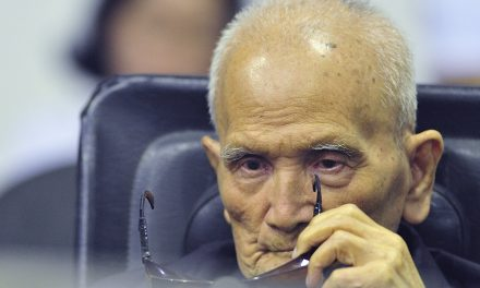 Nuon Chea, Ideologue of Cambodia's Khmer Rouge, Dies at 93