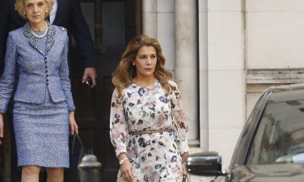 U.K. Court to Hear Custody Dispute Between Dubai's Ruler and Estranged Wife, Princess Haya, in November