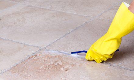 Moje krásná podlaha. Umývání průmyslových podlah