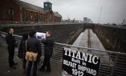 Shipyard That Built the Titanic Is on the Verge of Going Out of Business 105 Years Later