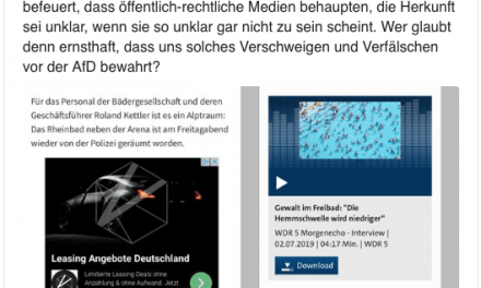 """""""Bild""""-Chef befeuert Debatte über Herkunft von Tätern mit Blödsinn"""