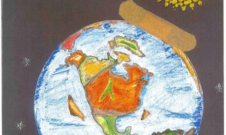 Children's Art Answers the Question: What Will Earth Look Like in 30Years?