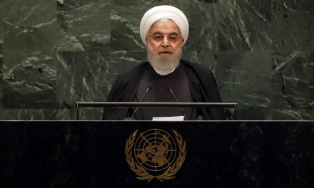 Iran Will Not Negotiate a Nuclear Deal as Long as Sanctions Remain, President Tells U.N.