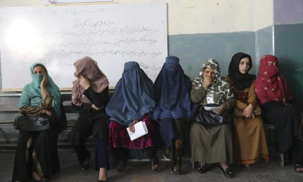 Afghanistan Presidential Polls Close Amid Allegations of Fraud