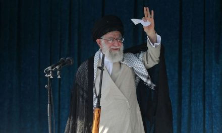 Iran's Supreme Leader Says 'No Talks' With the U.S. Amid Tensions