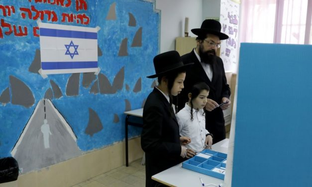 Israel's Two Main Political Parties Are Deadlocked After a Repeat Election