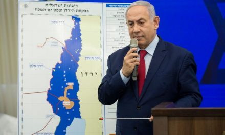 Israel's Netanyahu Vowed to Annex a Large Part of the West Bank. It's Gone Unchallenged by His Rival