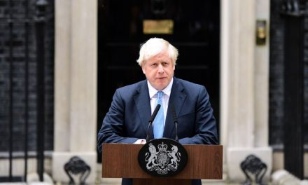Boris Johnson's Government Says Parliament Will Be Suspended Until Mid-October