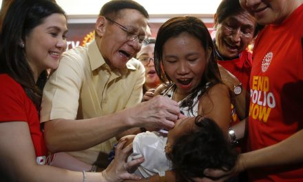 Philippines Confirms Second Polio Case After Announcing Outbreak