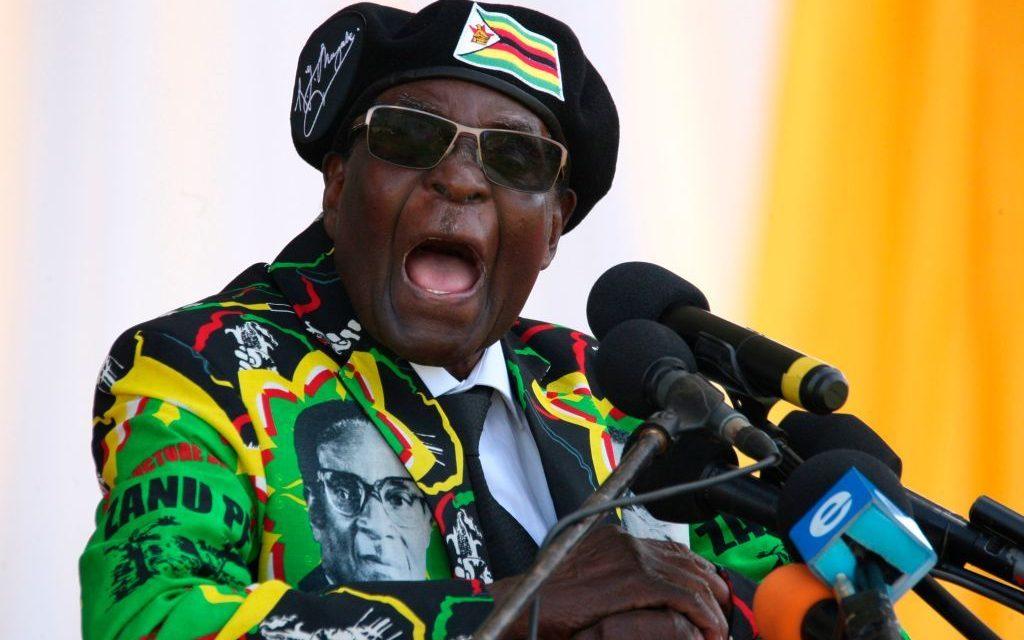 Robert Mugabe's Body Believed to Be Leaving Singapore for Zimbabwe