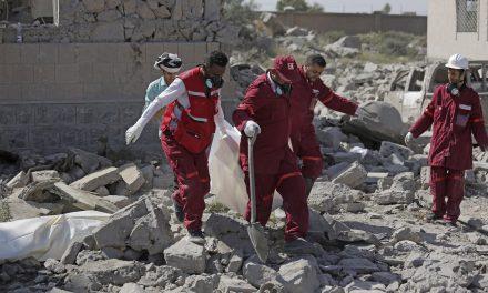At Least 100 Killed in Saudi-Led Airstrikes in Yemen