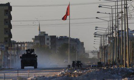 Turkey Says It Captured a Key Syrian Border Town