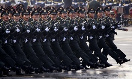 China's National Day Parade Showcases Growing Economic and Military Might