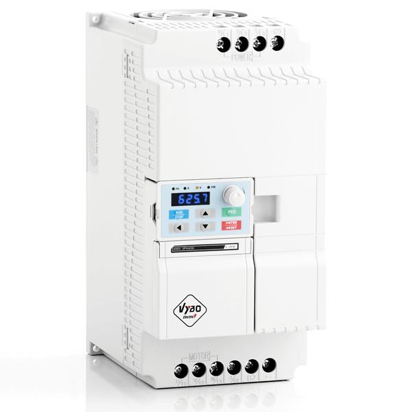 Vektorový frekvenční měnič Kinedrive V350 a jeho využití