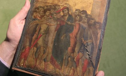 13th-Century Masterpiece Found in French Woman's Kitchen Sells for $26.6 Million