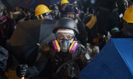 After Months of Unrest, Hong Kong Invokes Emergency Powers to Ban Face Masks