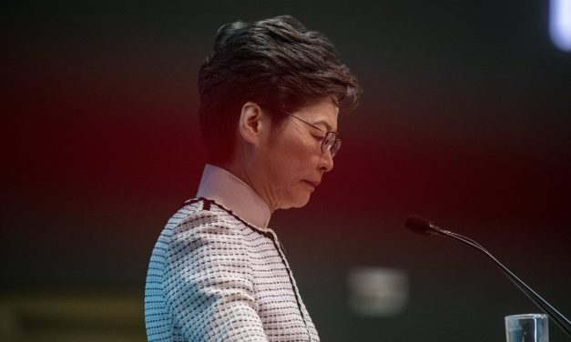 """""""Is She Scared?"""" Hong Kong Leader's Deputy Catches Flak for Her No-Show on Government-Funded Radio"""