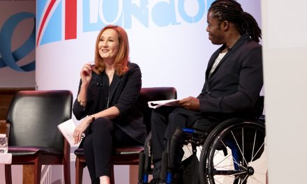 J.K. Rowling: Don't Give Your Time or Money to Orphanages