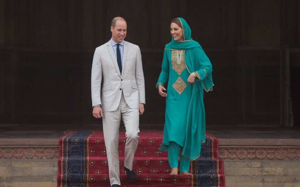 Kate Middleton and Prince William's Plane Forced to Turn Around in a Thunderstorm in Pakistan