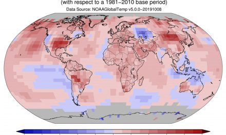 This September Hit the Record for the Hottest Ever — and 2019 Is Shaping Up to Be the Second Hottest Year