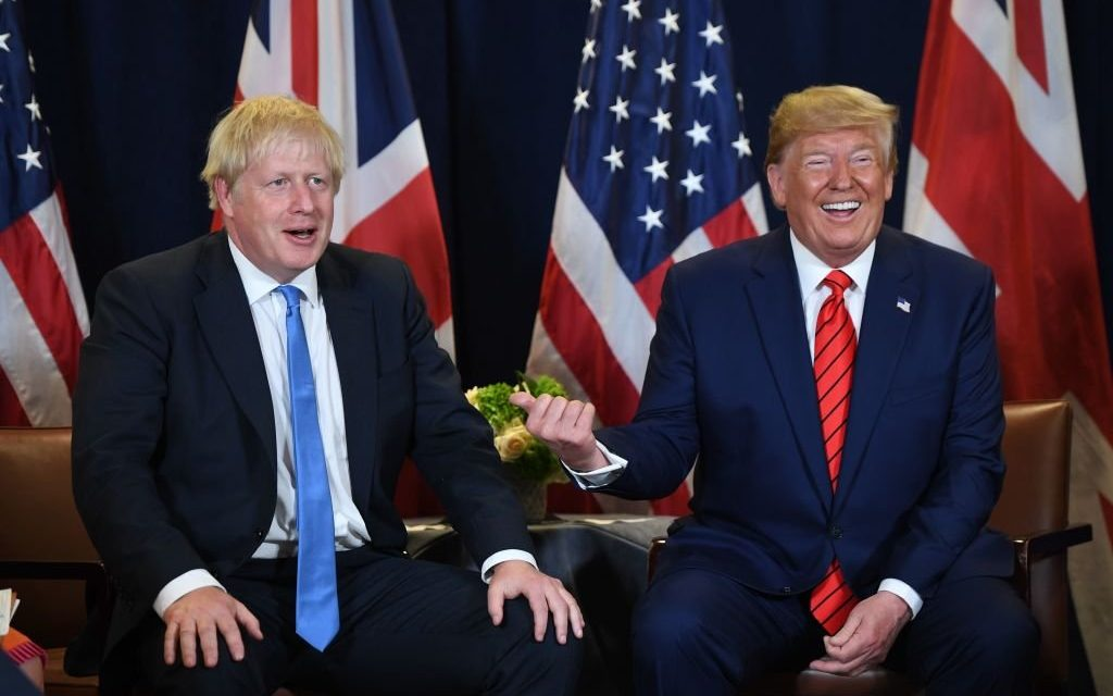 Why President Trump Is Playing a Surprising Role in Britain's Upcoming Election